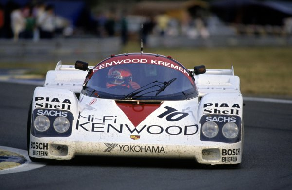 1988 Le Mans 24 Hours.