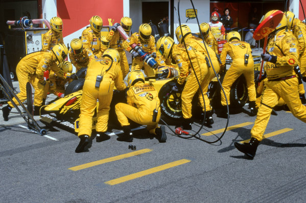 1999 Formula One Championship.