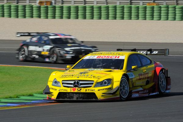 Round 9 - Valencia, Spain28th - 30th September 2012David Coulthard (GBR), Muecke Motorsport, AMG Mercedes C-CoupeWorld Copyright:  XPB Images / LAT Photographicref: Digital Image 2375222_HiRes
