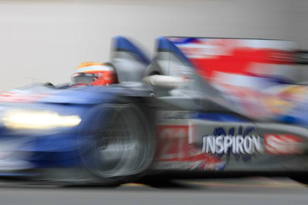 Spa Francorchamps, 3rd-5th May 2012,Nick Leventis/Danny Watts/Jonny Kane - Strakka Racing HPD ARX-03a HondaWorld Copyright: Jakob Ebrey/LAT Photographic