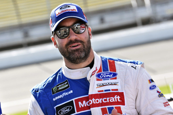 #21: Paul Menard, Wood Brothers Racing, Ford Mustang Master Techs/Quick Lane Tire & Auto Center
