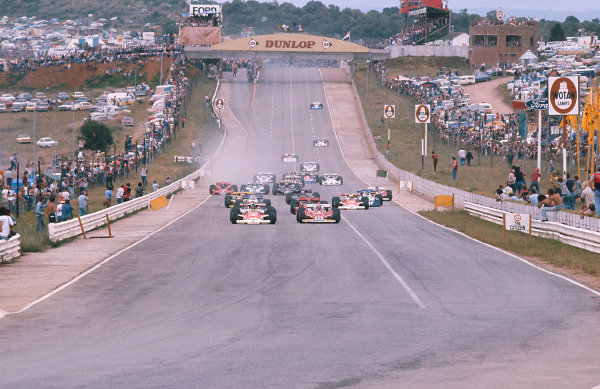 1977 South African Grand Prix.