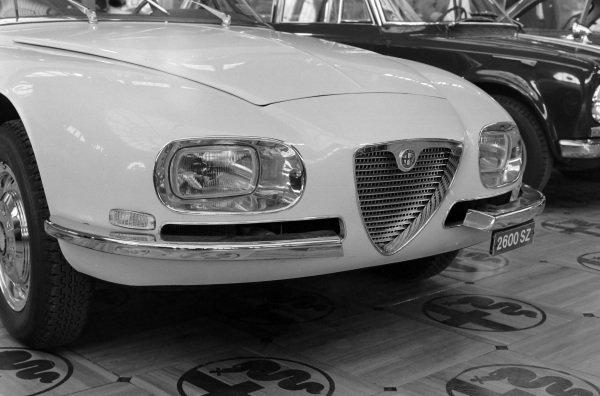 Zagato Alfa Romeo 2600Z