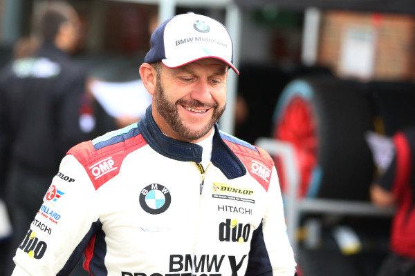 Rob Collard (GBR) WSR BMW