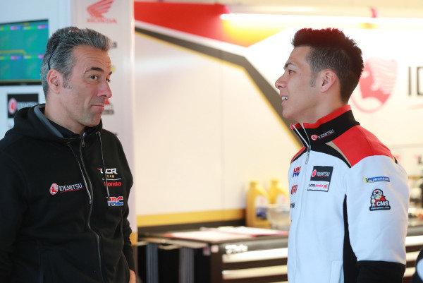 Takaki Nakagami, Team LCR Honda.