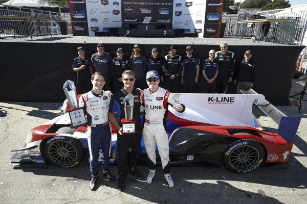 #38 Performance Tech Motorsports ORECA LMP2, LMP2: Cameron Cassels, Kyle Masson, team
