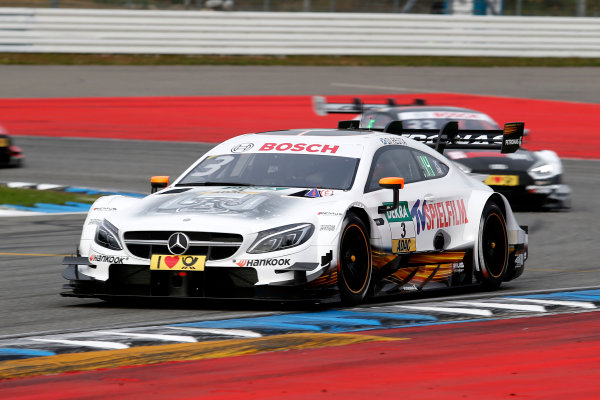2017 DTM Round 9  Hockenheimring, Germany  Friday 13 October 2017. Paul Di Resta, Mercedes-AMG Team HWA, Mercedes-AMG C63 DTM  World Copyright: Alexander Trienitz/LAT Images ref: Digital Image 2017-DTM-HH2-AT2-0300