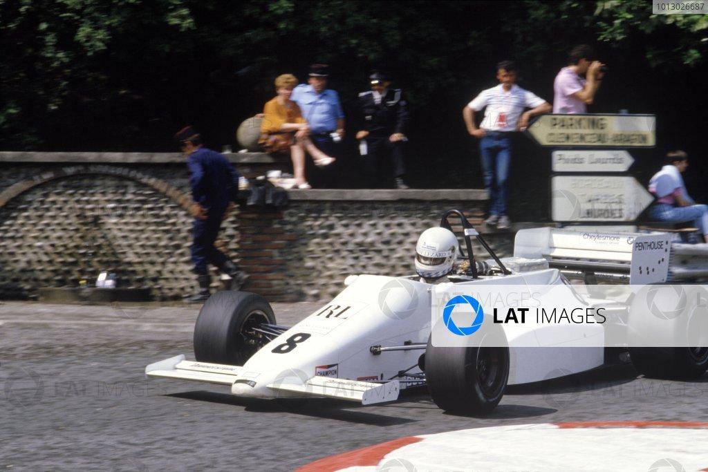 1985 International Formula 3000 Championship.