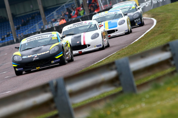 2017 Ginetta GT5 Championship Thruxton, 6th-7th May 2017,  Nick Zapolski Xentek Motorsport Ginetta G40 World copyright. JEP/LAT Images
