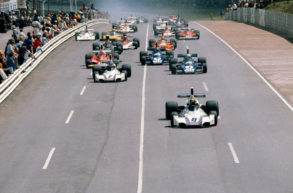 Kyalami, South Africa. 27/2-1/3 1975.