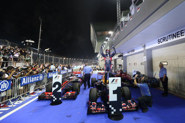 Marina Bay Circuit, Singapore