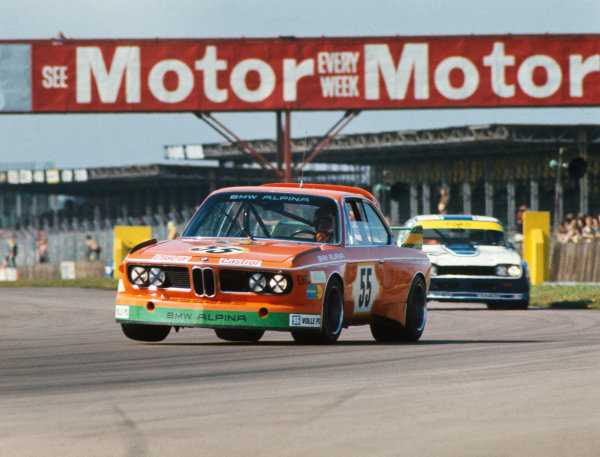 Silverstone, England. 23rd September 1973.