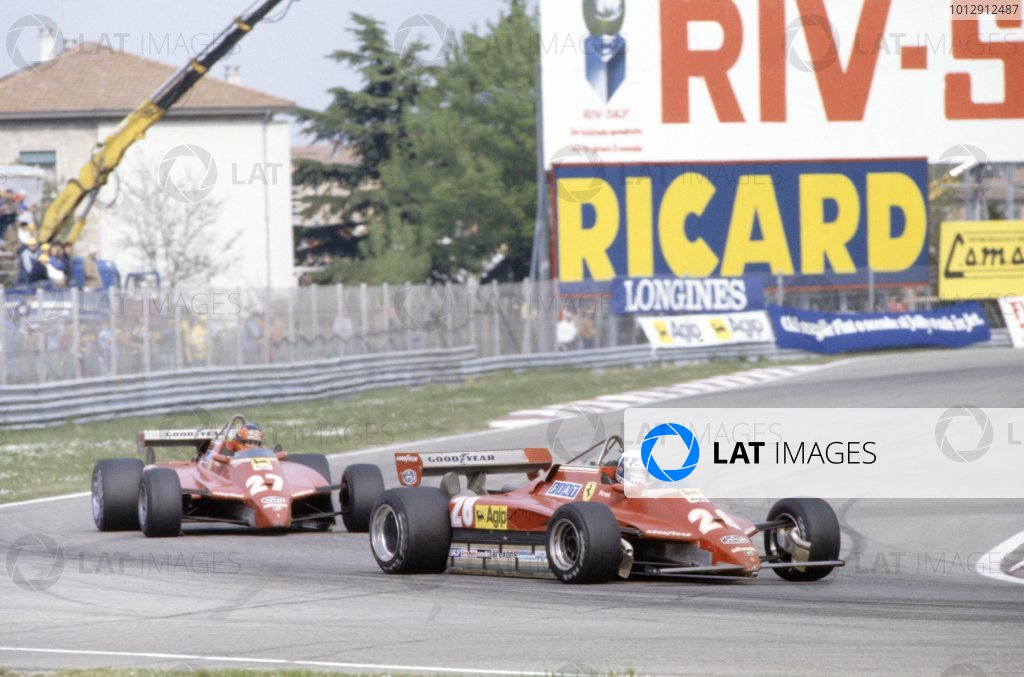 1982 San Marino Grand Prix.
