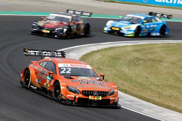 Lucas Auer, Mercedes-AMG Team HWA, Mercedes-AMG C63 DTM.