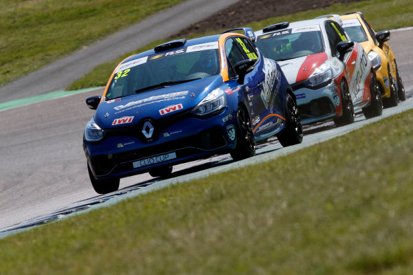 Renault Clio Cup Rockingham, 26th-27th August 2017, James Dorlin (GBR) Westbourne Motorsport Renault Clio Cup  World copyright.. JEP/LAT Images