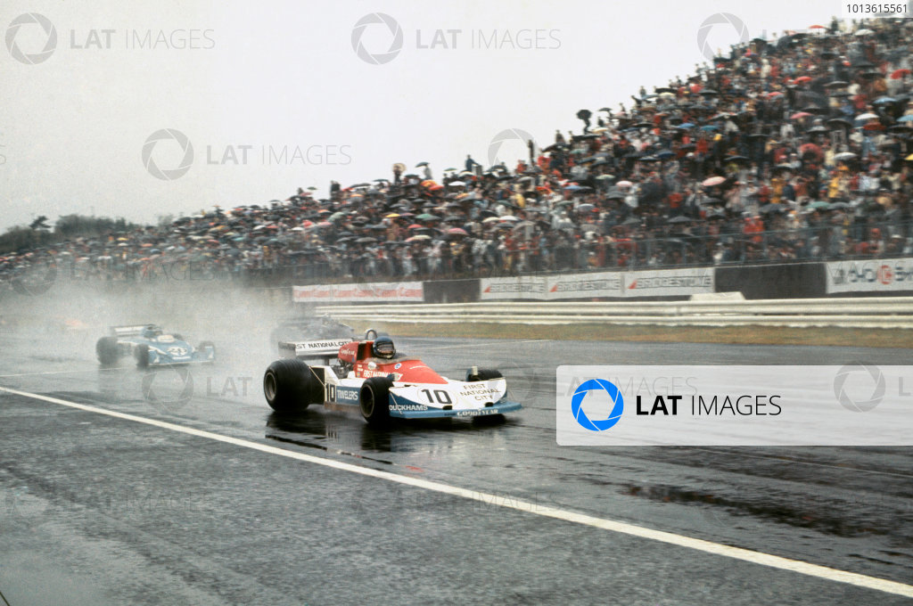 1976 Japanese Grand Prix.