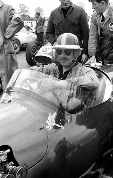 Archie Scott-BrownDaily Express Trophy Meeting, Silverstone, England 1956World - LAT Photographicref: motor 5992c*26