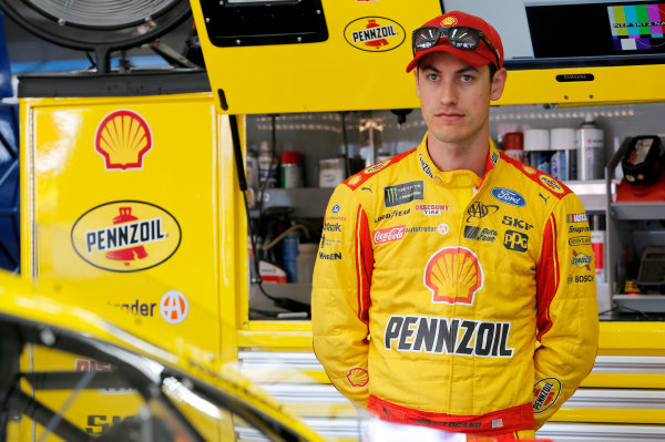 Monster Energy NASCAR Cup Series Monster Energy NASCAR All-Star Race Charlotte Motor Speedway, Concord, NC USA Friday 19 May 2017 Joey Logano, Team Penske, Shell Pennzoil Ford Fusion World Copyright: Matthew T. Thacker LAT Images ref: Digital Image 17CLT1mt1136