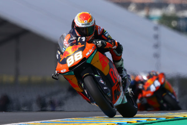 2017 Moto2 Championship - Round 5 Le Mans, France Friday 19 May 2017 Ricard Cardus, Red Bull KTM Ajo World Copyright: Gold & Goose Photography/LAT Images ref: Digital Image 670538