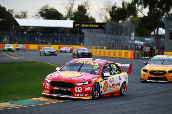 Scott McLaughlin, DJR Team Penske Ford.