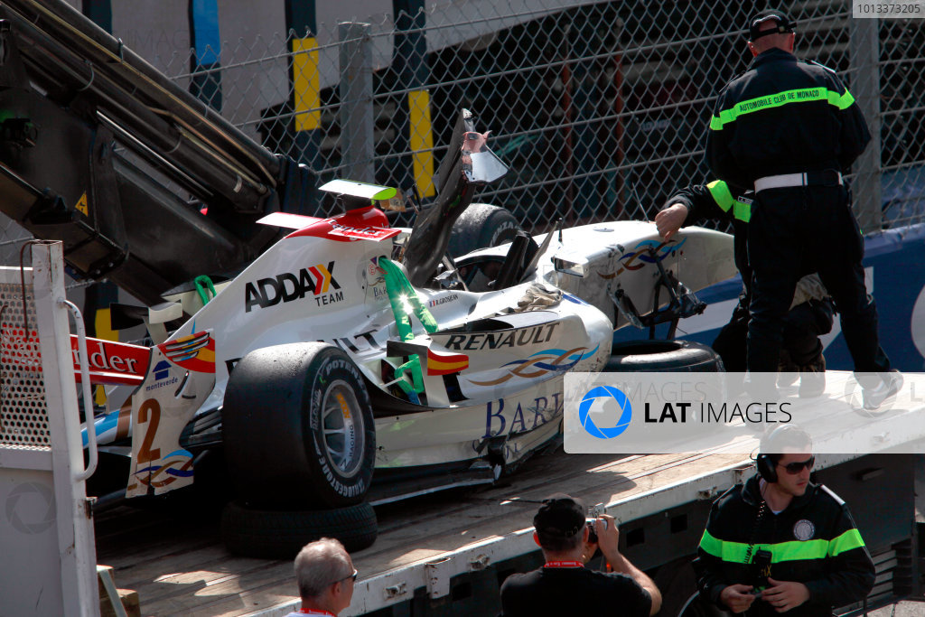 2009 GP2 Series - Round 2 Monte Carlo, Monaco.