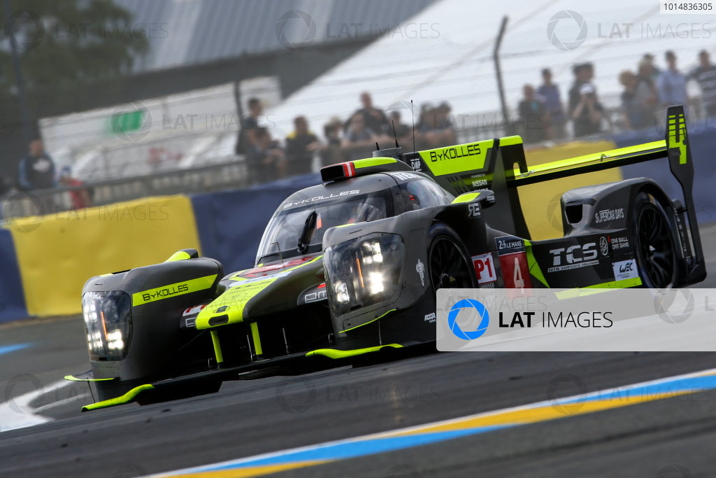 2017 Le Mans 24 Hours Test Day France 4th June