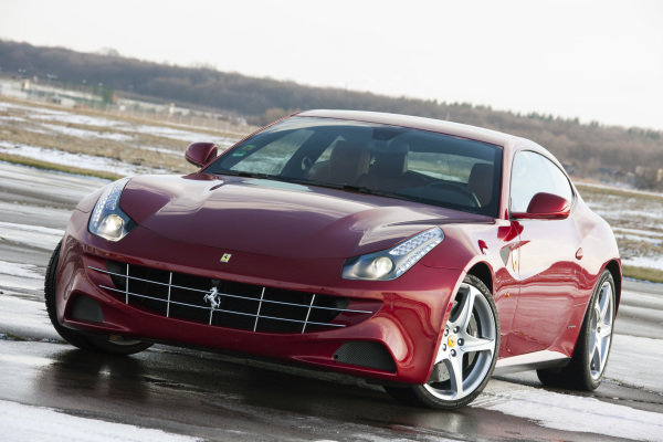Ferrari FF, 2012