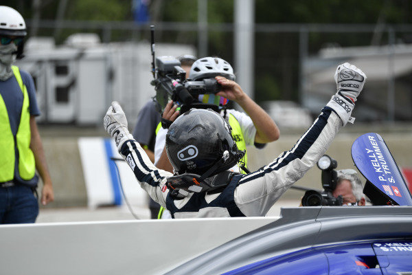 #52 PR1 Mathiasen Motorsports ORECA LMP2 07, LMP2: Patrick Kelly