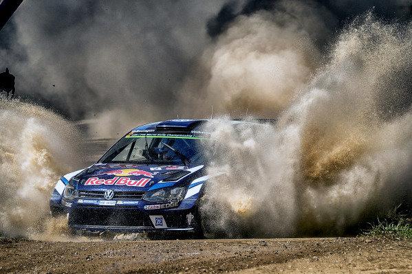 Jari-Matti Latvala (FIN) / Miikka Anttila (FIN), Volkswagen Motorsport Polo R WRC at FIA World Rally Championship, Rd13, Rally Australia, Day Three, Coffs Harbour, New South Wales, Australia, 20 November 2016.