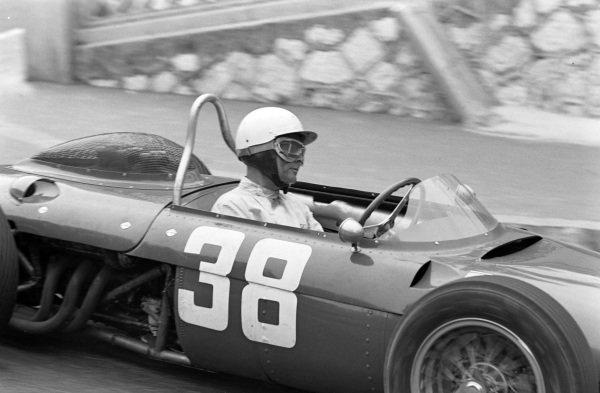 Phil Hill, Ferrari 156, 3rd position.