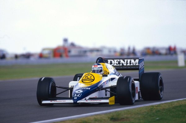 1985 British Grand Prix.