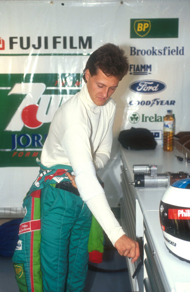 1991 Belgian Grand Prix.