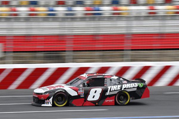 #8: Josh Berry, JR Motorsports, Chevrolet Camaro Tire Pros