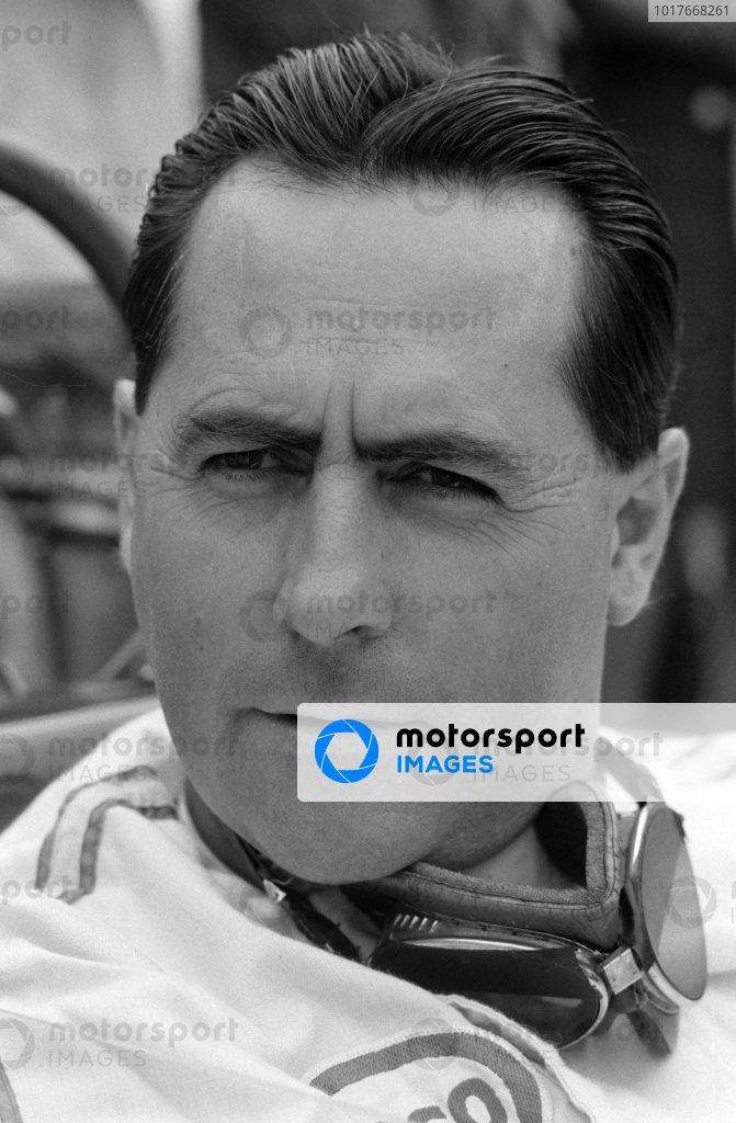 Jack Brabham.