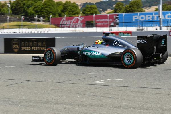 Esteban Gutierrez, Mercedes-Benz F1 W07 Hybrid