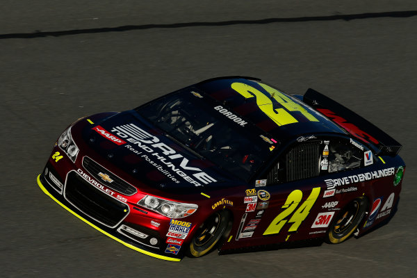 13-14 February 2015, Daytona Beach, Florida, USA  Jeff Gordon ©2015, Michael L. Levitt LAT Photo USA
