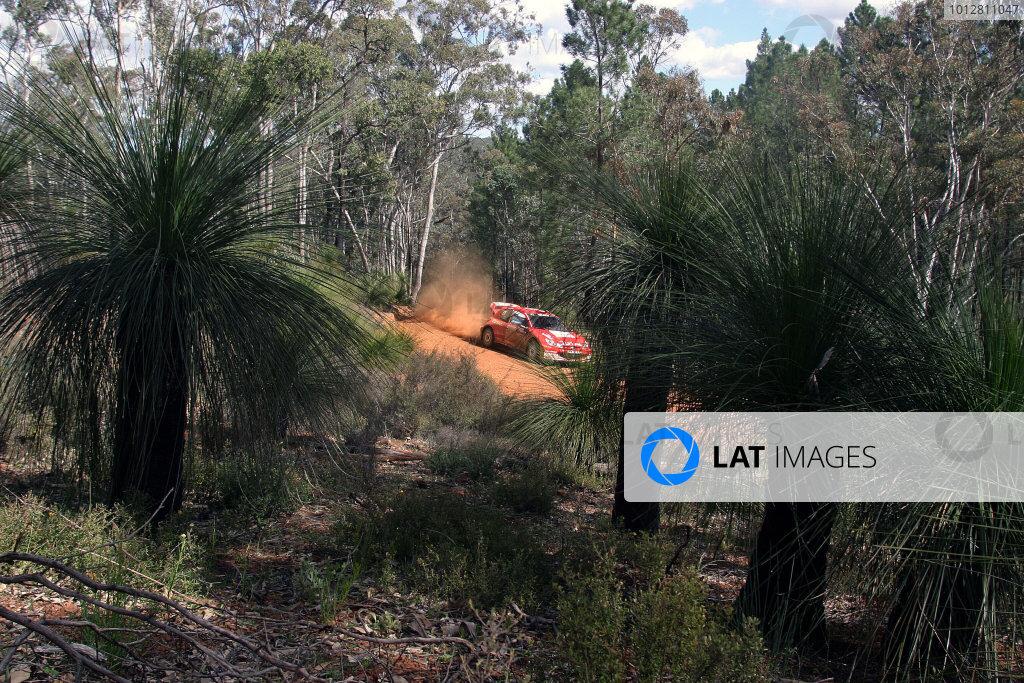 2003 FIA World Rally Champs. Round Ten Telstra Rally Australia 4th-7th September