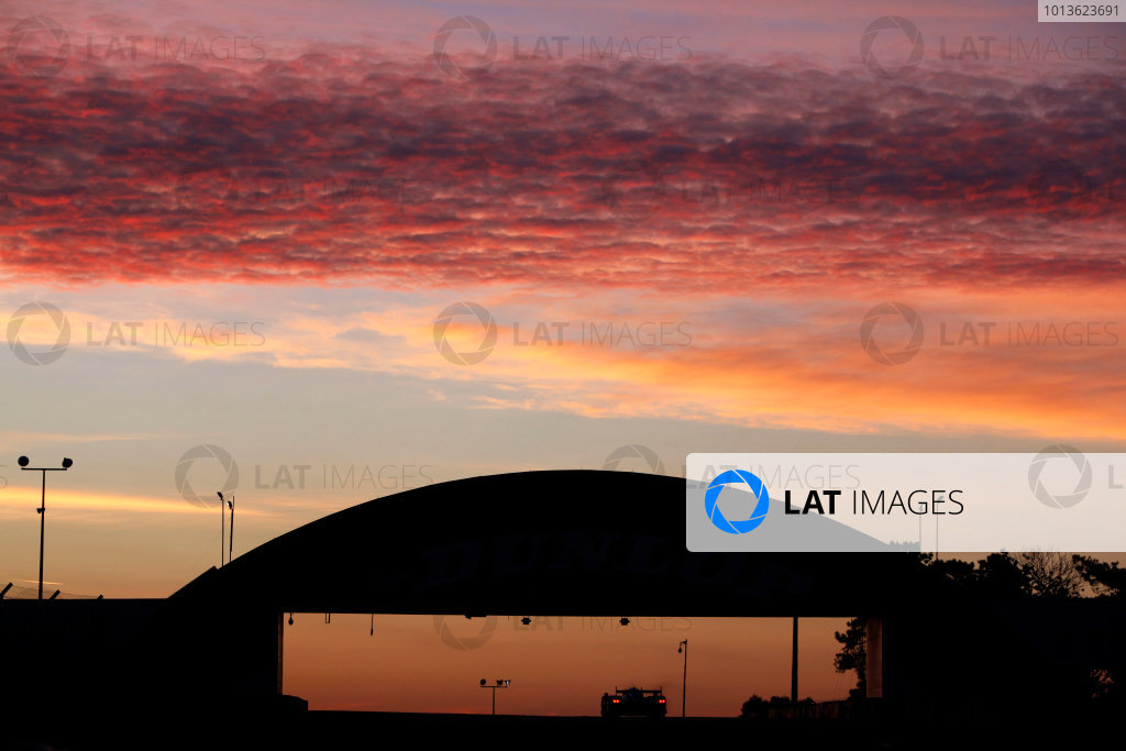 Circuit de La Sarthe, Le Mans, France. 5th - 12th June 2011. Sebastien Bordais/Simon Pagenaud/Pedro Lamy, Peugeot Sport Total, No 9 Peugeot 908. Action. Photo: Drew Gibson/LAT Photographic. ref: Digital Image DG5D9581
