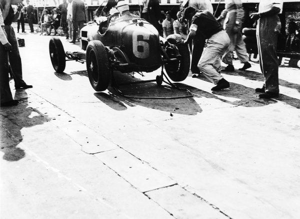 Montlhery, France. 1 July 1934.