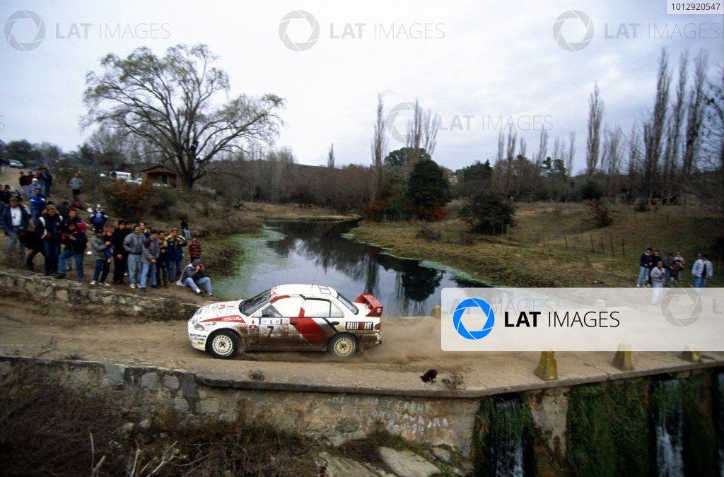 1996 World Rally Championship.