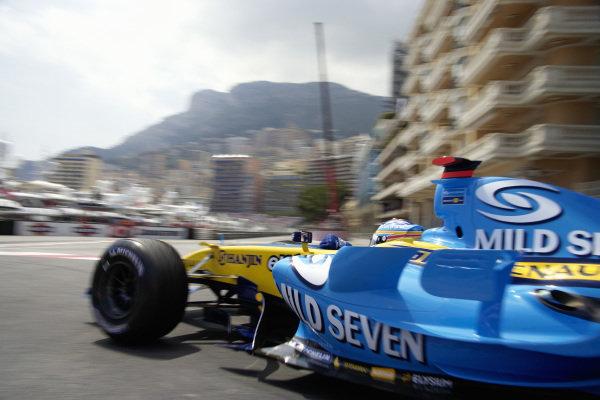 Fernando Alonso, Renault R26.