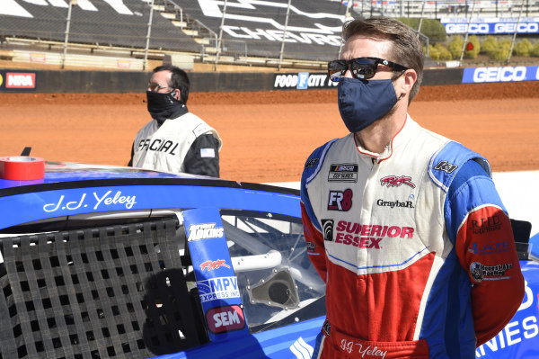 #53: J.J. Yeley, Rick Ware Racing, Chevrolet Camaro