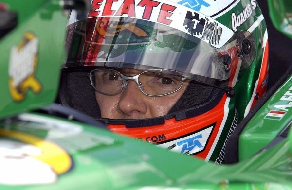 Adrian Fernandez (MEX) Fernandez Racing.Champ Car World Series, Rd17, Mexico City, Mexico, 10-12 October 2003.DIGITAL IMAGE