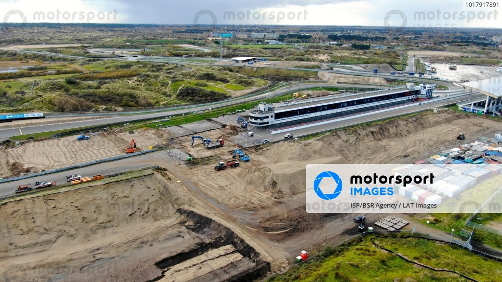 Zandvoort Construction