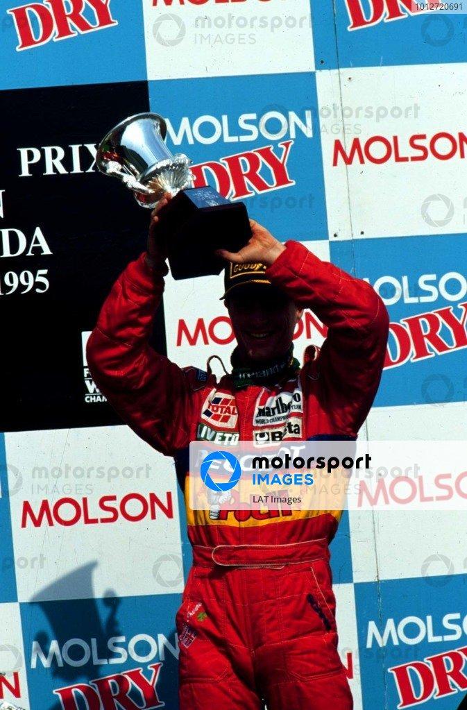 1995 Canadian Grand Prix.