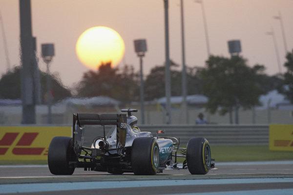 Lewis Hamilton, Mercedes F1 W07 Hybrid.