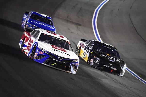 Daniel Suarez, Gaunt Brothers Racing Toyota Today.Tomorrow.Toyota Copyright Jared C. Tilton/Getty Images