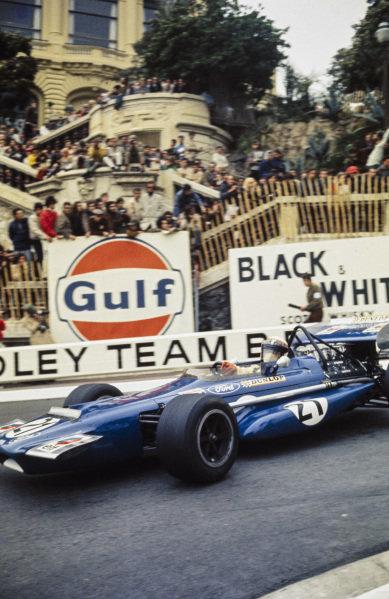 Jackie Stewart, March 701 Ford.