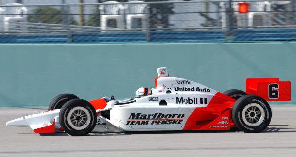 2003 IRL IndyCar Homestead, 2/28 - 3/2/2003, Homestead Miami Speedway, USAGil DeFerran-2003, Walt Kuhn, USALAT Photographic