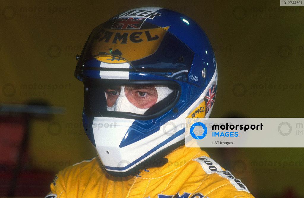 1990 Brazilian Grand Prix.